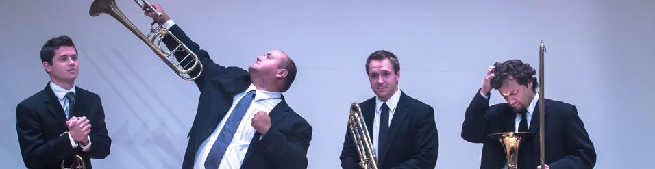 NOVUS (trombone quartet)